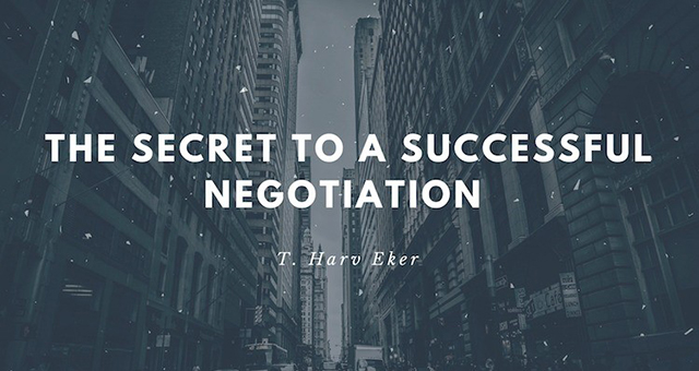 negotiation and person Many people believe that if you are a top-notch negotiator you will always be  regarded as adversarial and hostile they believe if you want to.