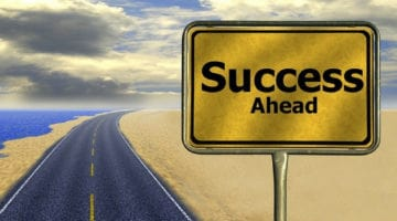 success ahead artwork