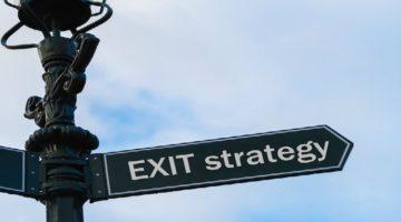 exit strategy artwork