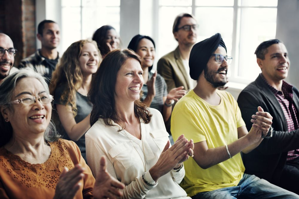 training-audience