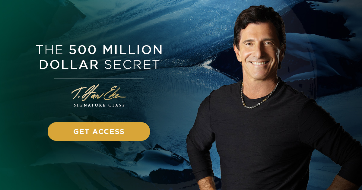 T. Harv Eker's Top 10 Tips For Wealth & Success