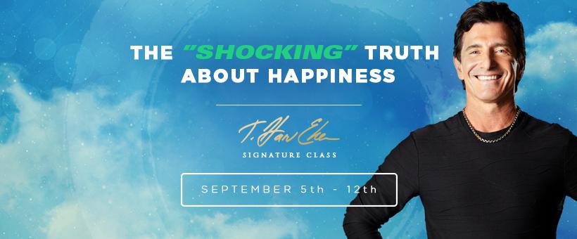 harv eker happiness web class