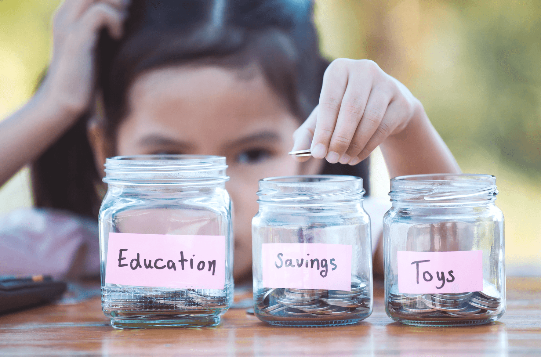 This 6 Jars Money Management System Can Work Miracles For Your Kids Too T Harv Eker Blog
